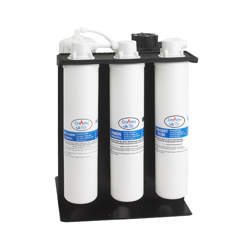 4 Stage RO Water Filtration System